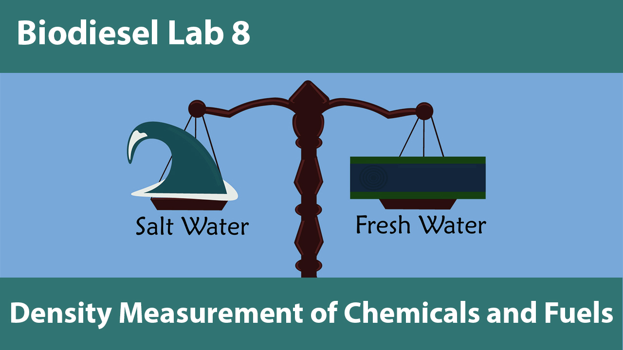 Lab 8: Density Measurement of Chemicals and Fuels
